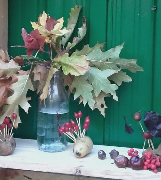 Podzim v Kulíšku